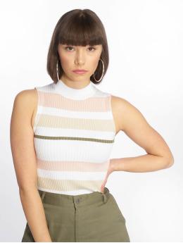 Tally Weijl Hihattomat paidat Knit Pullover valkoinen
