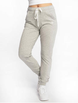 Tally Weijl joggingbroek Unbrushed grijs