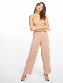 Tally Weijl Jumpsuits Long Romper rózowy