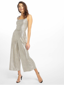 Tally Weijl Jumpsuits Midi Romper silver colored