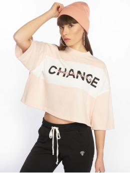 Tally Weijl T-paidat Knit vaaleanpunainen