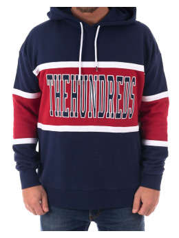 The Hundreds Hoody Rebel blau