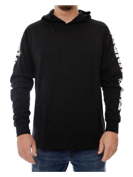 The Hundreds Longsleeve Alpha schwarz