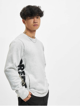 The Hundreds Pullover Sidewinder grau