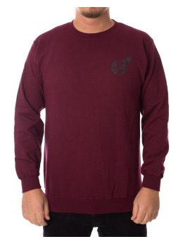 The Hundreds Pullover Palms  rot