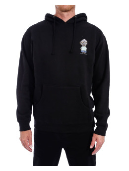 The Hundreds Pullover Villy schwarz