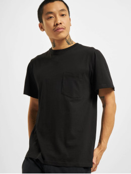 The Hundreds T-Shirty Perfect Pocket czarny