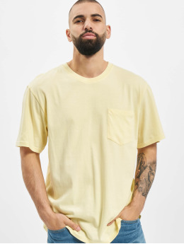 The Hundreds T-Shirty Perfect zólty