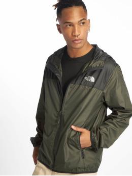 The North Face Демисезонная куртка Cyclone 2 Hooded зеленый