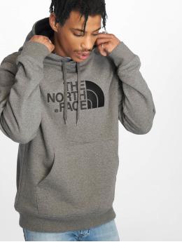 The North Face Bluzy z kapturem Drew Peak szary