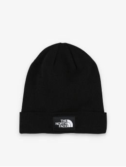The North Face Bonnet Dock Worker Recycled noir