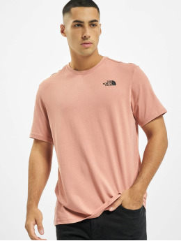 The North Face Camiseta Redbox  rosa