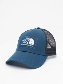 The North Face Casquette Trucker mesh Mudder bleu