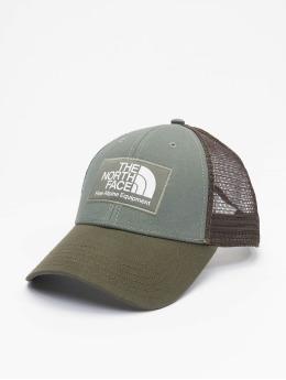 The North Face Casquette Trucker mesh Mudder  vert
