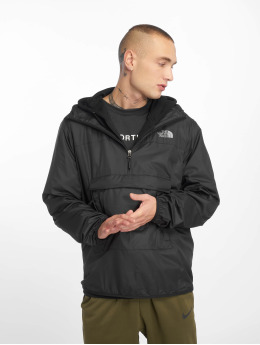 The North Face Chaqueta de entretiempo Fanorak negro