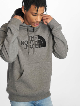 The North Face Felpa con cappuccio Drew Peak grigio