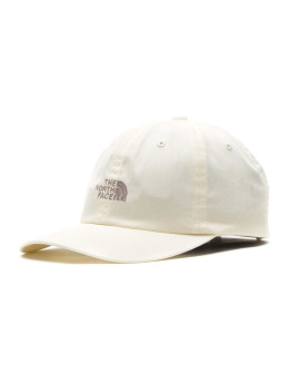 The North Face Fitted Cap The Norm weiß