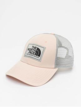 The North Face Gorra Trucker Mudder rosa