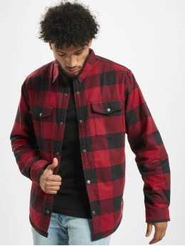 The North Face Hemd Campshire  rot