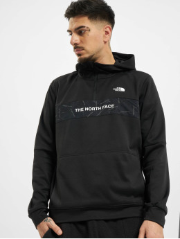 The North Face Hettegensre Train N Logo 1/4 svart