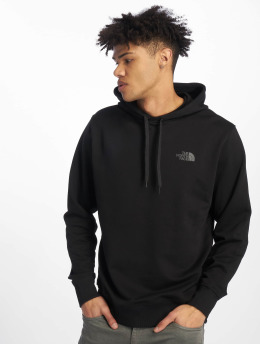 The North Face Hoodie Sea D Peak Pl Lht black