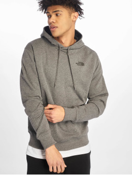 The North Face Hoodie Sea D Peak Pl Lht grå