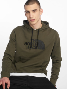 The North Face Hoodie Lt Drew Peak green