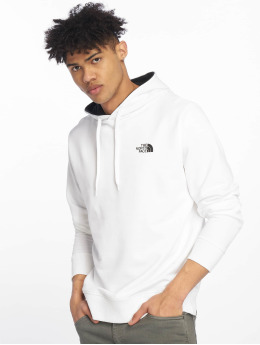 The North Face Hoodie Sea D Peak Pl Lht vit