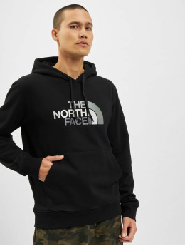 The North Face Hoody Drew Peak zwart