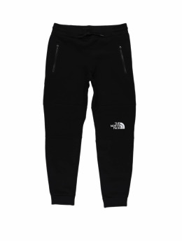 The North Face Latzhose Himalayan schwarz