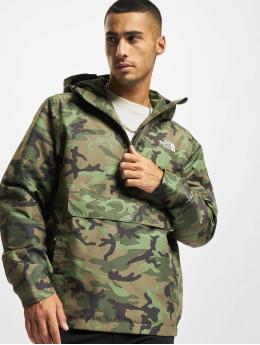 The North Face Lightweight Jacket Fanorak Brushwood  camouflage