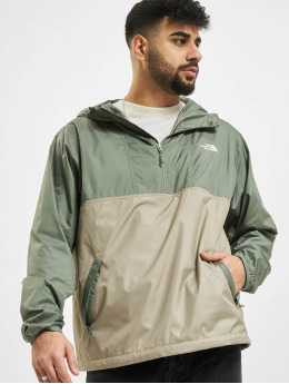 The North Face Lightweight Jacket Cyclone Anorak green