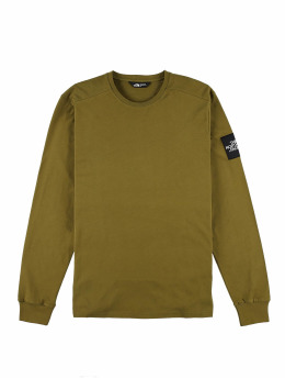 The North Face Longsleeve M Fine 2 grün