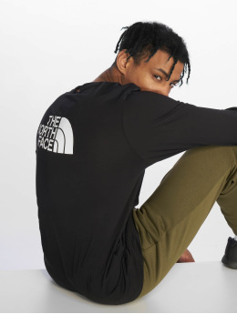 The North Face Longsleeve Easy schwarz