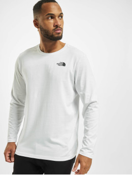 The North Face Longsleeve Redbox  white