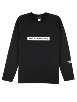 The North Face Longsleeves Light  czarny