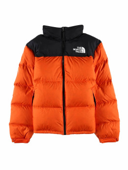 The North Face Puffer Jacket 1996 Nptse orange