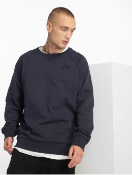 The North Face Pullover Raglan SI DE blau
