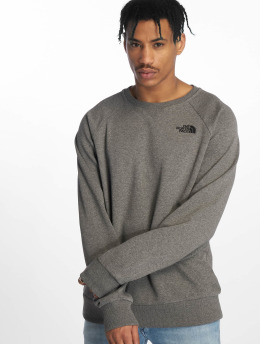 The North Face Pullover Raglan SI DE grau