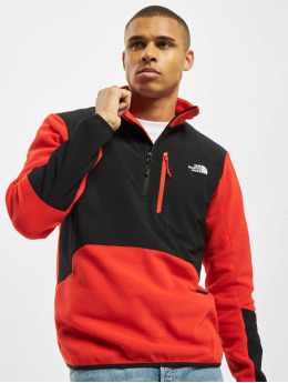 The North Face Pullover Glacier Pro 1/4  rot