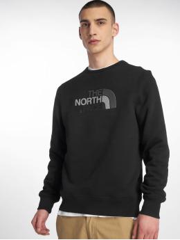 The North Face Pullover Drew Peak schwarz