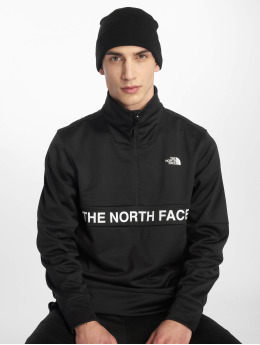 The North Face Pulóvre TNL 1/4 Zip èierna