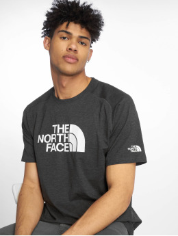 The North Face T-paidat Wicke Graphic Crew harmaa