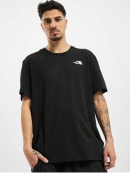 The North Face T-Shirt Throwback  black