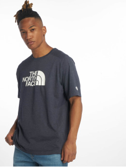 The North Face t-shirt Wicke Graphic Crew blauw