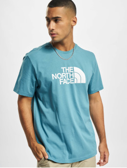 The North Face t-shirt Easy  blauw