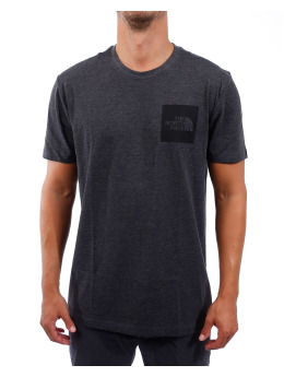 The North Face T-Shirt Fine grau