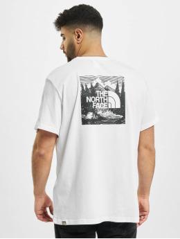 The North Face T-shirts Redbox Cel hvid