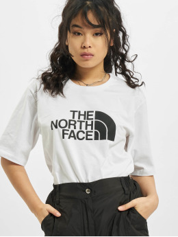 The North Face T-Shirty Bf Easy bialy