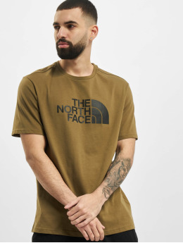 The North Face T-Shirty Easy  oliwkowy